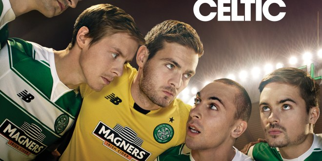 8363094cf Stores New Balance Reveal The New Celtic Kit