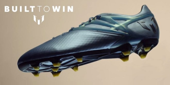 Adidas Messi15 built to win