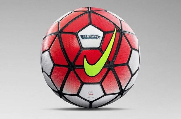 EPL Nike Ordem 3 Ball