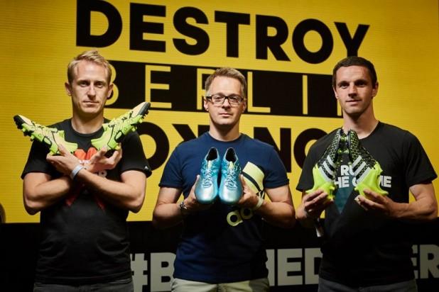 adidas boot designers