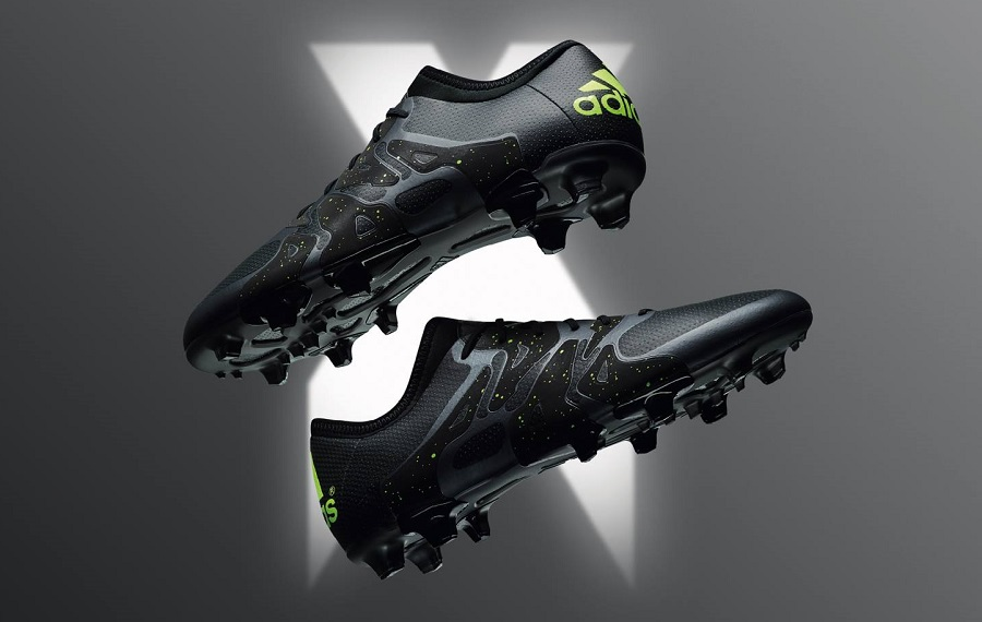dostępność w Wielkiej Brytanii złapać odebrane Sale Adidas Update the X15, Take it to a New Level of Black