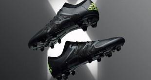 Adidas X15 in Black