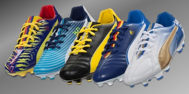 Puma JNR Boot Collection