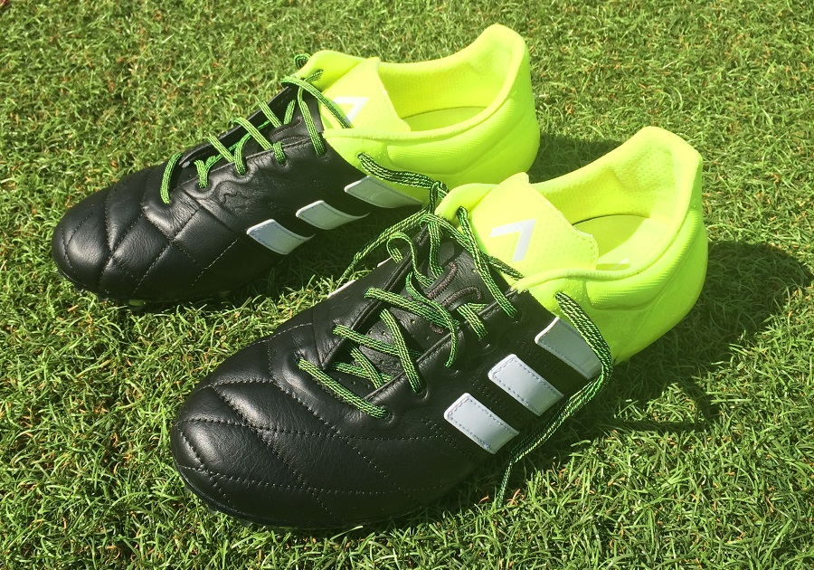 online store 5e104 0e7e6 Adidas Ace15.1 Leather - Boot Review | Soccer Cleats 101