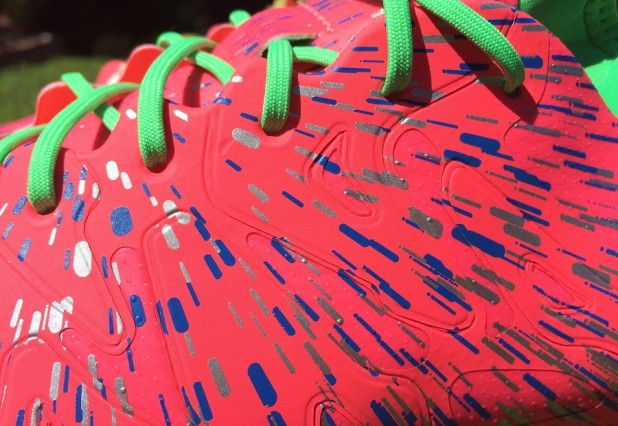 Adidas X15 Menace Pack Design