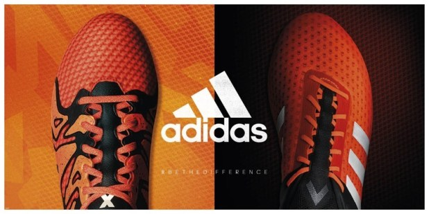 Adidas x15 and Ace15 Primeknit