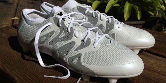 Adidas X15 Whiteout