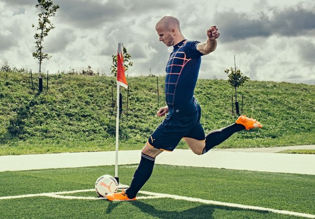 Michael Bradley Signs with Puma