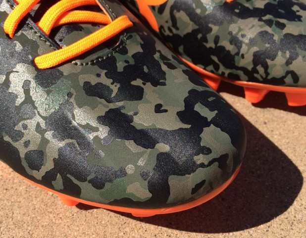 Military Camo UA Speedform Upper