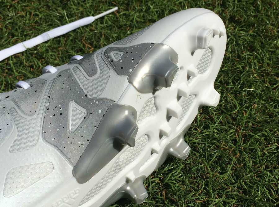 7b3b5214769 Adidas X15 Whiteout Forefoot. Adidas X15 Soleplate
