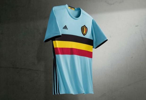 Belgium Away Euro 16
