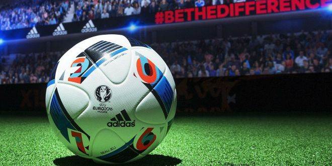 Euro 2016 Beau Jeu Ball