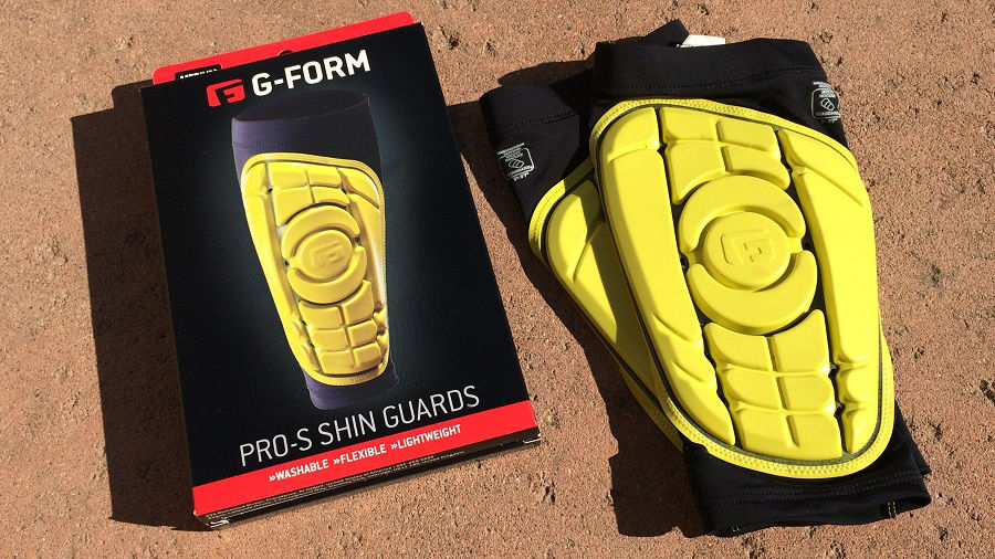 G-Form Pro-S Shin Guard Review – Soccer Cleats 101
