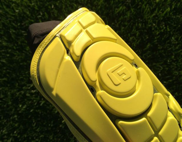 G-Form Pro-S Shin Guard Up Close