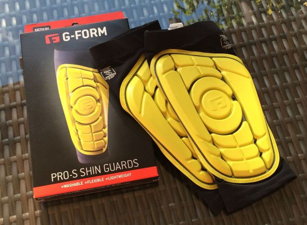 G-Form Shin Guard Review