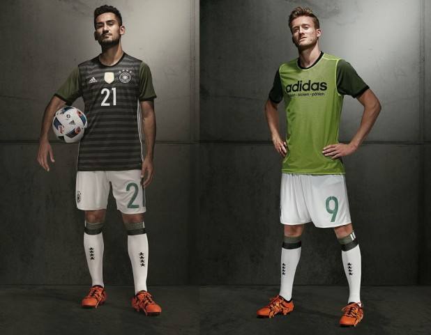 German Away Kit