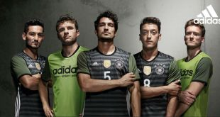 German Away Team