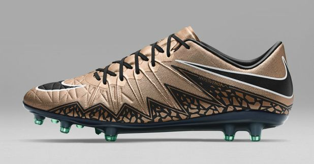 Liquid Chrome Hypervenom Phinish
