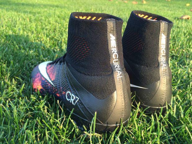Nike Savage Beauty Superfly Up Close Heel