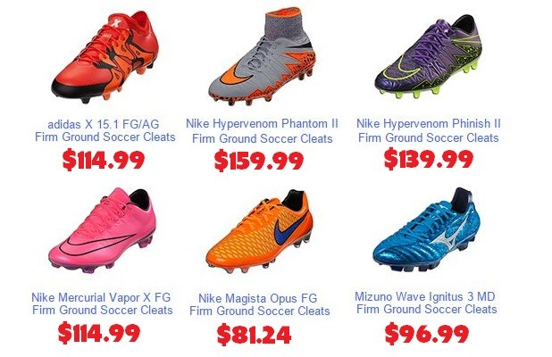 Ensangrentado Tratamiento Preferencial grano  Top Deals Still Available After Black Friday! | Soccer Cleats 101