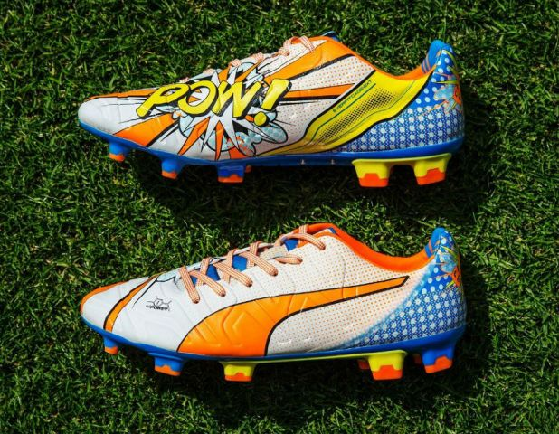Puma evoPOWER Graphic 1950s Inspired Art