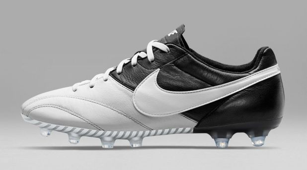 Tiempo Legend Premier White Black