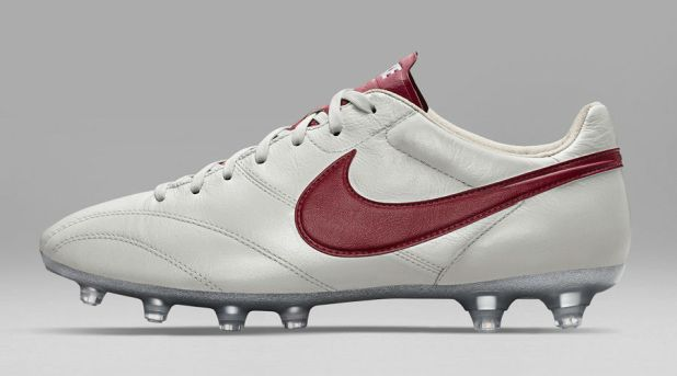 Tiempo Legend Premier White Red