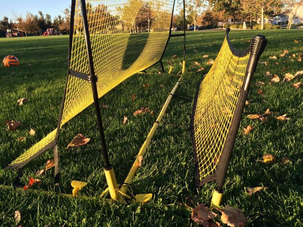 Up Close with SKLZ Rebounder