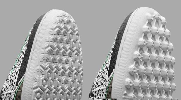 Court vs Street Nike Soleplate