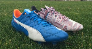 evoSPEED SL Leather vs Synthetic