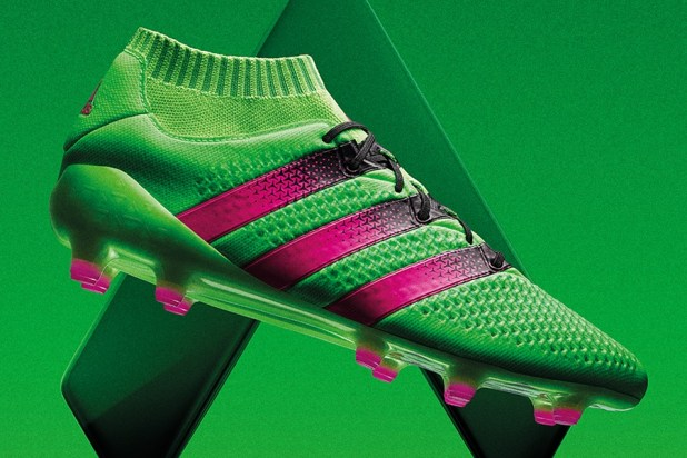 Ace16 Primeknit Up Close
