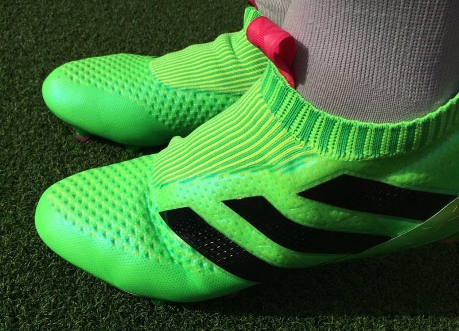 adidas laceless boots. adidas ace16+ purecontrol fit. laceless purecontrol touch boots