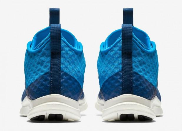 Hypervenom 2 FS Heel Design