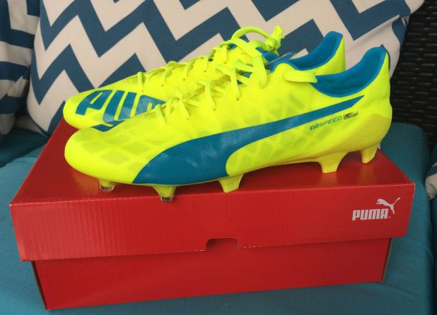 Puma evoSPEED SL Safety Yellow