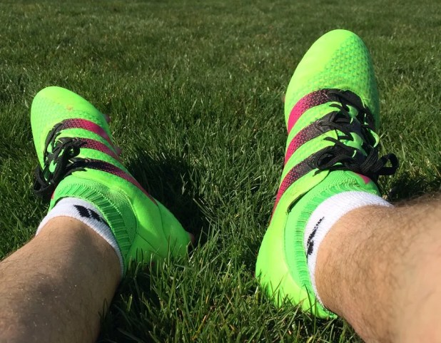 Ace16.1 Primeknit Review