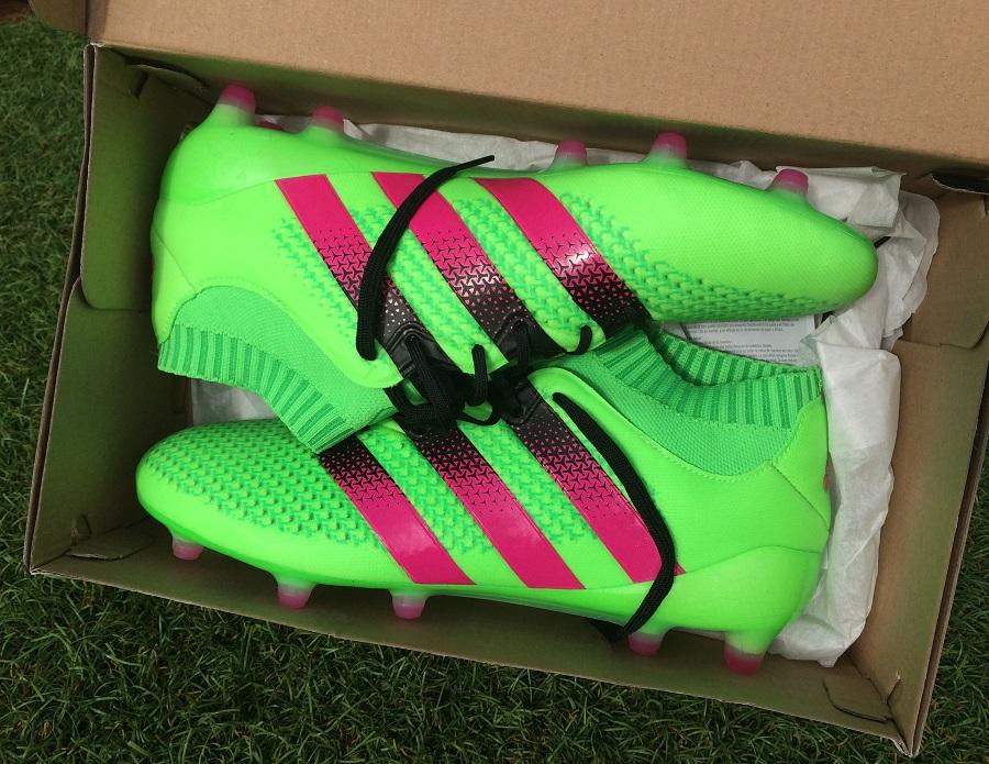 best service ac0d4 9d448 Adidas Ace 16.1 Primeknit - Boot Review | Soccer Cleats 101