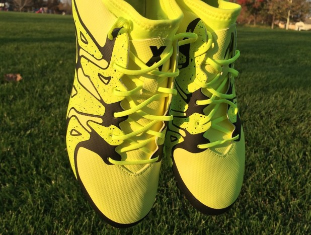 Adidas X15.2 Review
