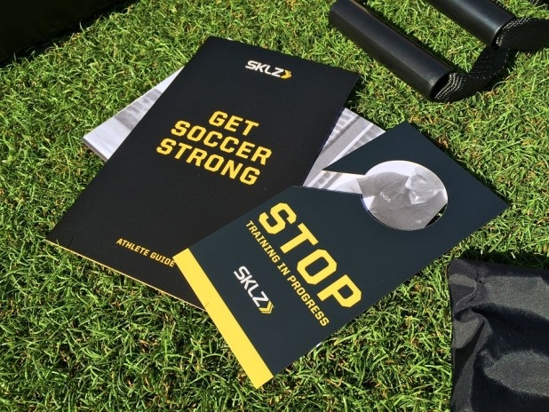 SKLZ Soccer Strong 9-Week Training Program