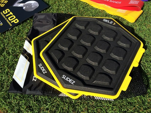 SKLZ Soccer Strong Slidez