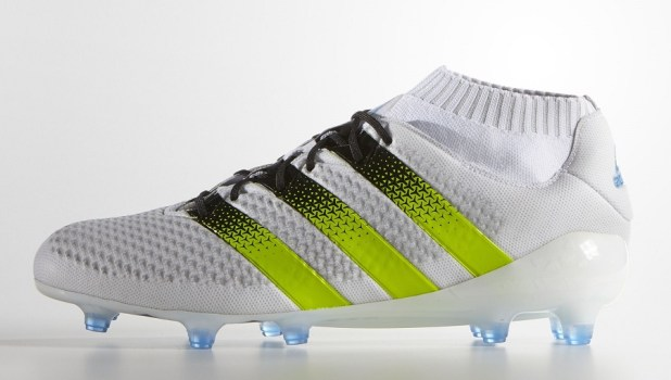 White Ace 16.1 Primeknit White