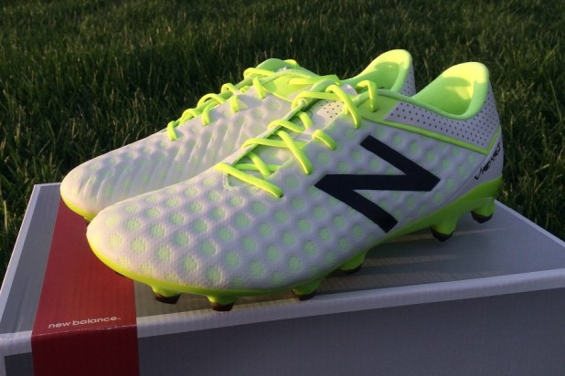 New Balance Visaro Pro Toxic Feature