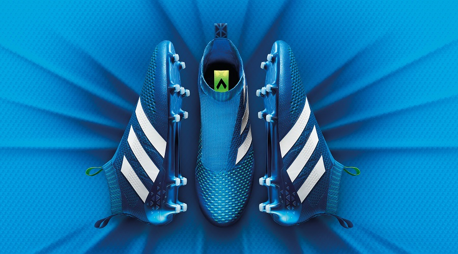 adidas ace 16+ purecontrol gets shock blue update 2018 world cup