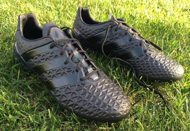 Adidas Ace16 Fluid Black