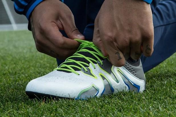 Adidas X15+ SL Up Close