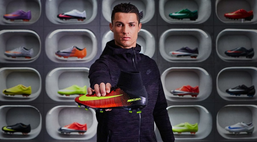 f7551b91614 CR7 Speed Room Featured. It is finally official  Cristiano Ronaldo will see  out the rest of his career wearing Nike boots! Since 2003 when he signed  with ...