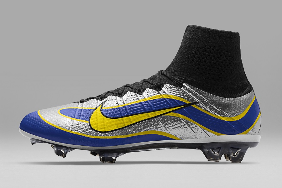 new concept a3b3c 5dcfe Nike Release Mercurial Superfly Heritage iD Collection ...