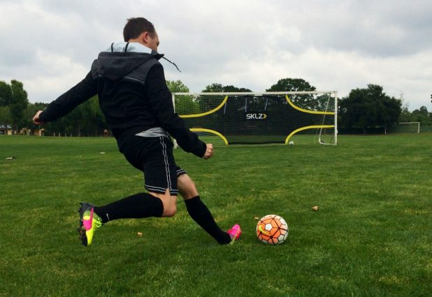 SKLZ Goalshot Step 6