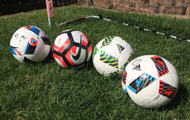 Summer 2016 Soccer Balls