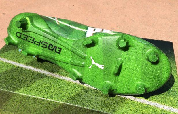 evoSPEED SL Grass Soleplate