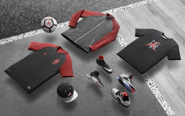 NJR X JORDAN COLLECTION